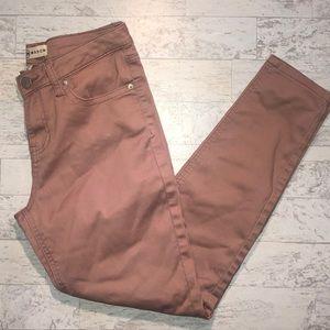 Ashley Mason Mauve Skinny Jeans